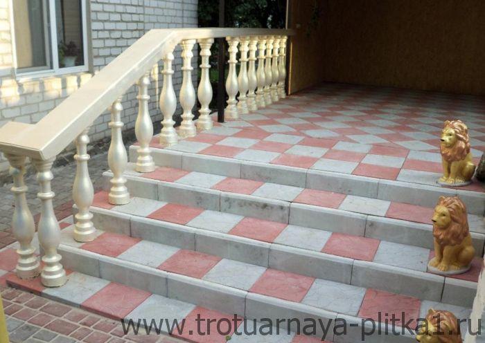 Где уместна лестница из брусчатки в Наро-Фоминске - лаконичная элегантность