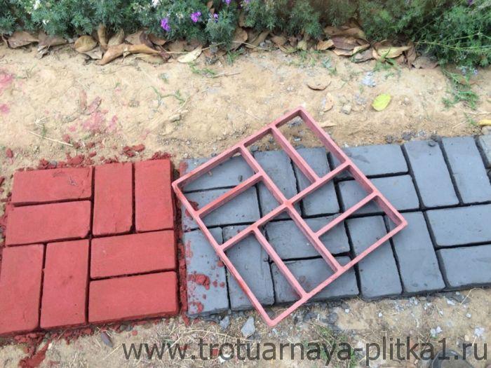 Компоненты для изготовления тротуарной плитки в Наро-Фоминске