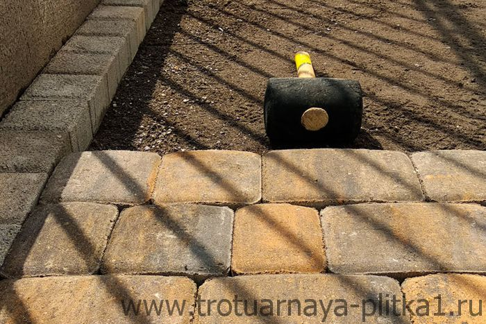 Изготовление тротуарной плитки в домашних условиях в Наро-Фоминске