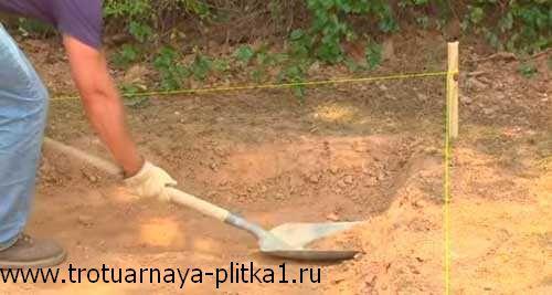 Тротуарная плитка на бетонное основание: как правильно укладывать в Наро-Фоминске