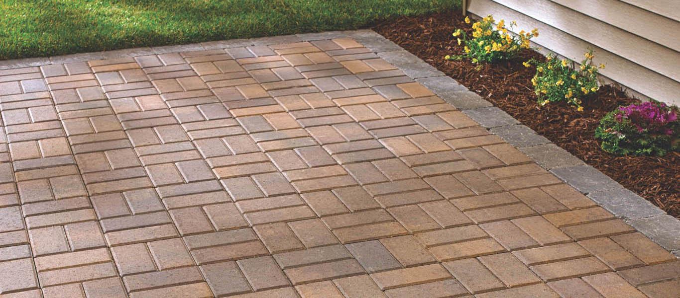 Типы и цвета тротуарной плитки 60 мм